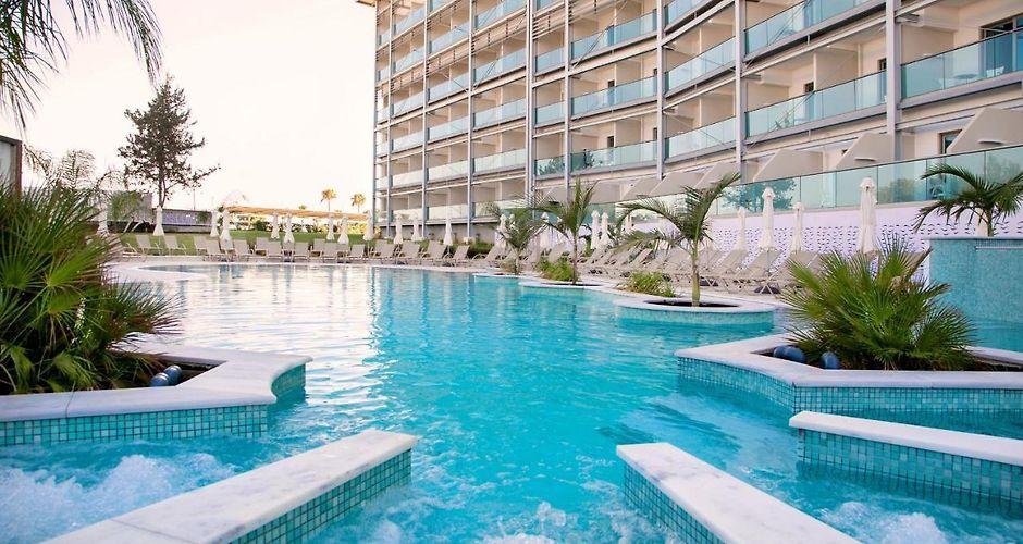 Asterias Beach Hotel Ayia Napa 4 Ayia Napa Cyprus Rates From
